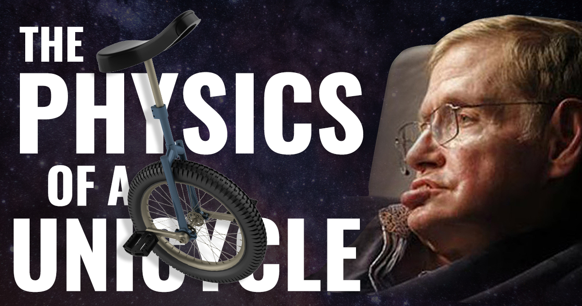 The Physics of a Unicycle